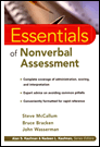 Essentials of Nonverbal Assessment